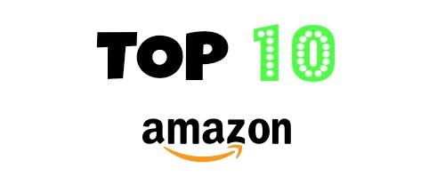 TOP 10 Ventas en Amazon